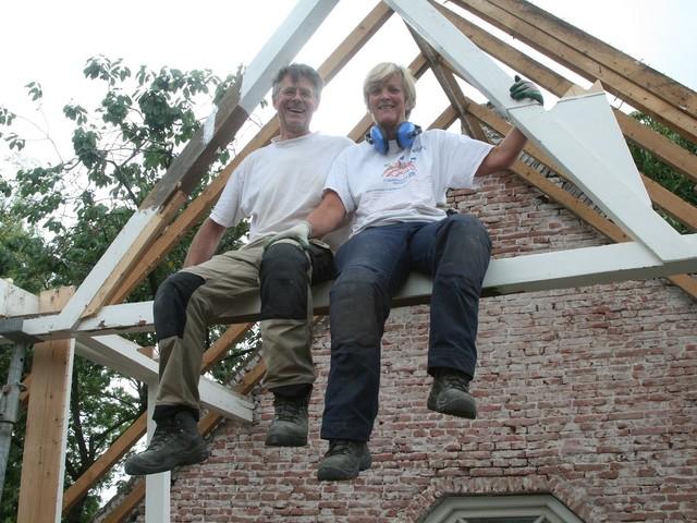 Damp-open constructie geeft boerderij Gombault gewenste comfort