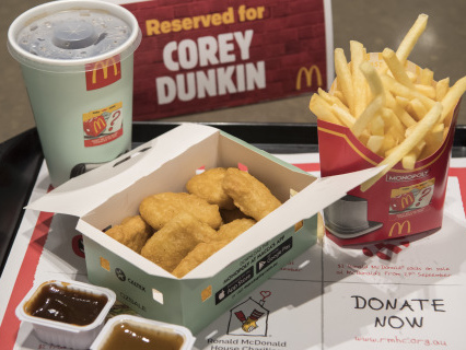 McWTF: McDonald's Introduces Vauntingly Vegan 'Chicken' Nuggets, Y'all Lovin' It?
