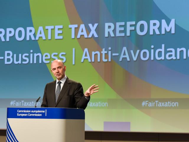 Eurocommissaris: Nederland helpt agressieve fiscale planning'