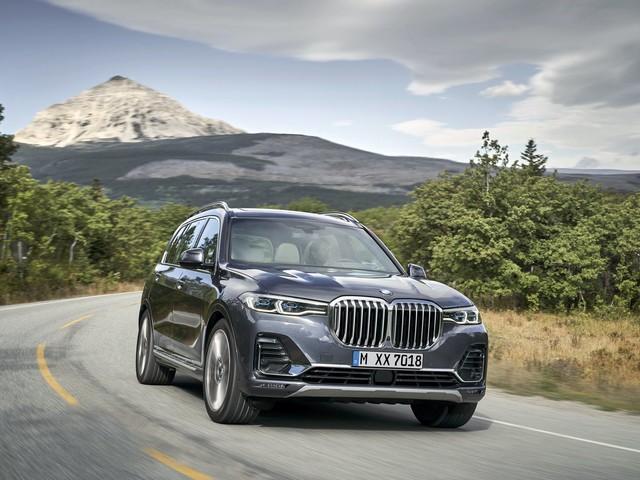 WORLD PREMIERE: BMW X7 — Bavaria's Biggest Brute