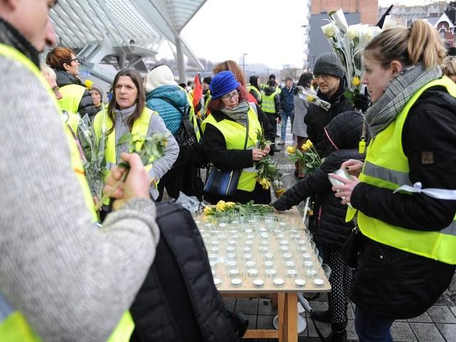 'Nederlander verdacht van doodrijden demonstrant in geel hesje opgepakt'