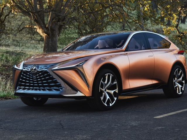 Lexus LF-1 Limitless concept looks at a flagship crossover