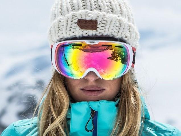 Met een trendy ski-jas in stijl de piste af!