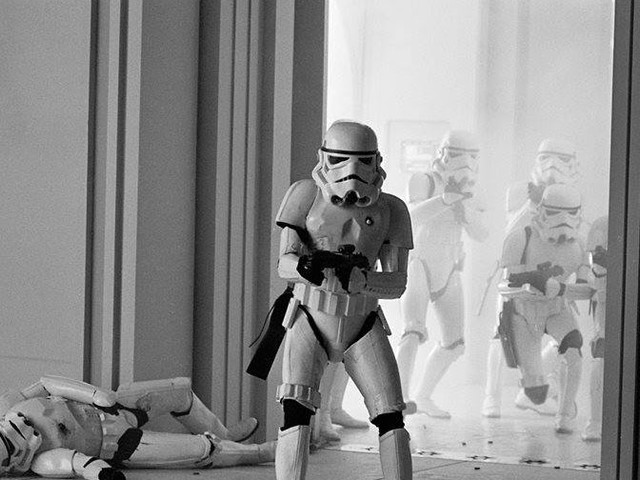 The Empire Strikes Back 40th Anniversary - Celebrating 40 Years. Guest Post by Justin Berger