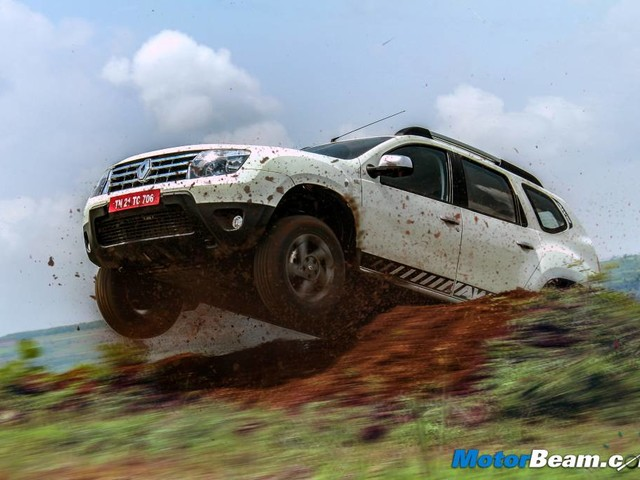 Renault Duster AWD Discontinued In India