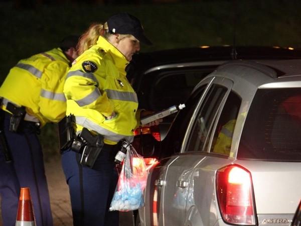 Beschonken bestuurster aangehouden in Nieuwleusen