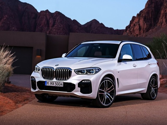 2019 BMW X5 Leaked Ahead Of Its Debut This Month