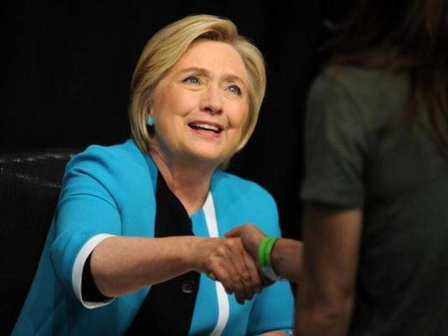 Hillary Clinton vergelijkt zichzelf met GoT's Cersei