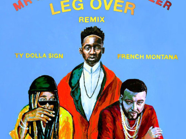 "Major Lazer, French Montana & Ty Dolla $ign Join Mr. Eazi On ""Leg Over (Remix)"""