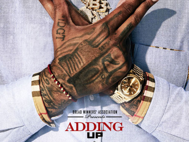 "Kevin Gates – ""Adding Up"""