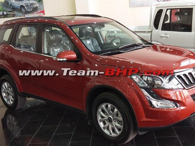 Mahindra XUV500 Petrol Launched In Qatar, Priced From Rs. 9.9 Lakhs