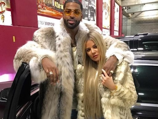 Knocked Up Khloe Says She's In No Rush To Marry Her Tea Cup Entranced Baby Daddy Tristan