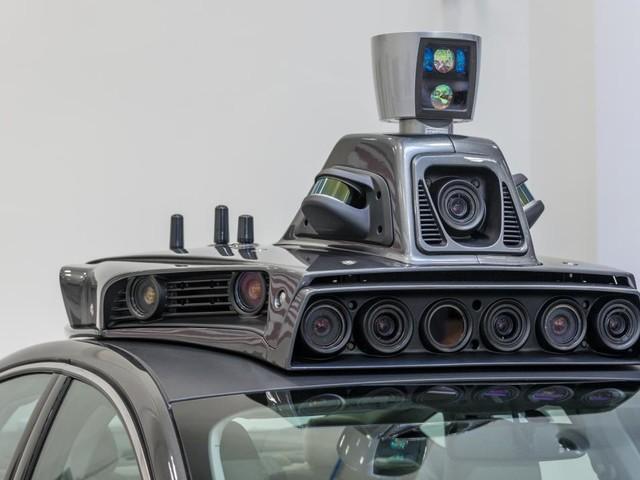 'Bestuurder zelfrijdende Uber streamde tv-serie tijdens dodelijk ongeval'