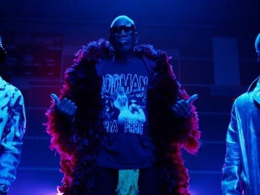 "A$AP Ferg – ""Dennis Rodman"" f. Tyga (Video)"