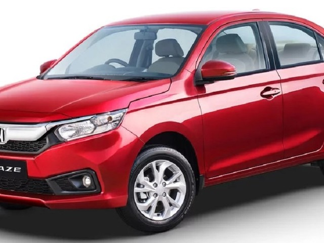 Honda Amaze BS6 Diesel & Petrol Launched, Priced From Rs. 6.09 Lakhs