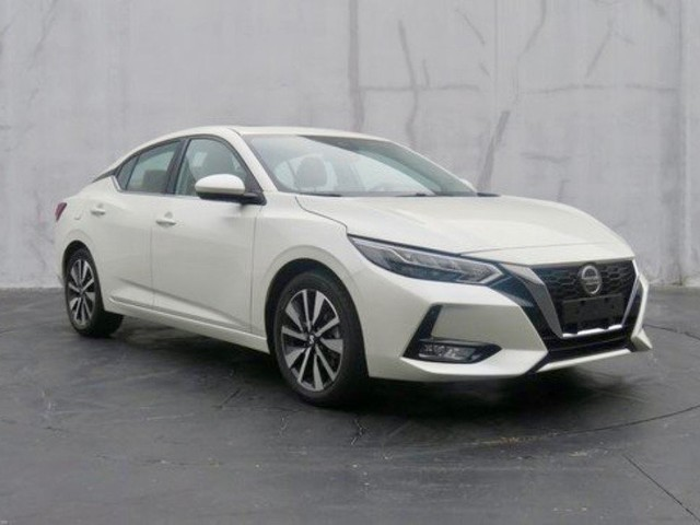 Is this the 2020 Nissan Sentra?