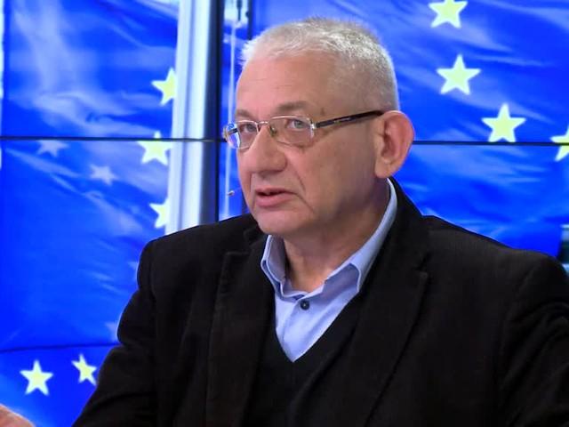 Dorn: Kaczyński wspina się na drabinkę i ma swój kwadransik nienawiści