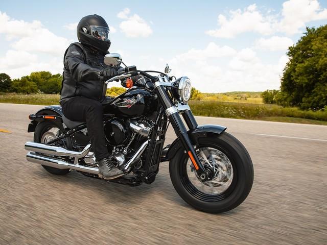 Harley-Davidson chwali się dużymi wzrostami. Jednak tylko w jednym miejscu