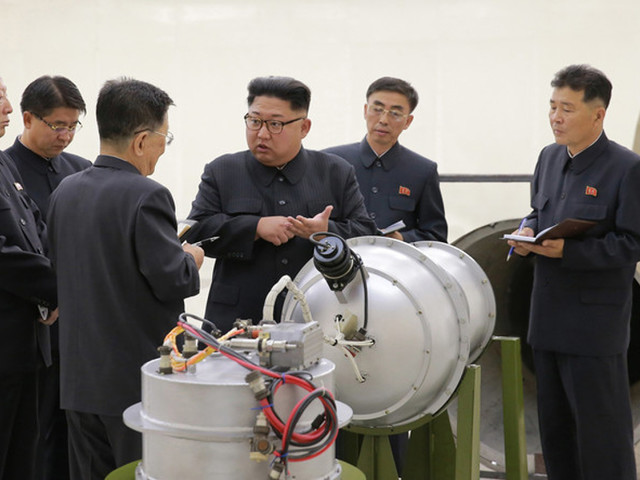 Ten ruch może wywołać wojnę. Korea rozważa posłanie bomby wodorowej nad Japonią