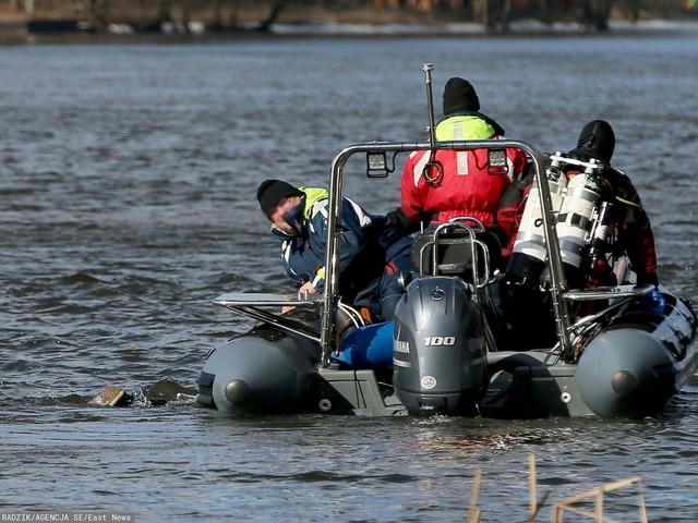 Podwójna makabra w rzece Narew. Wyłowiono ciała dziecka i kobiety