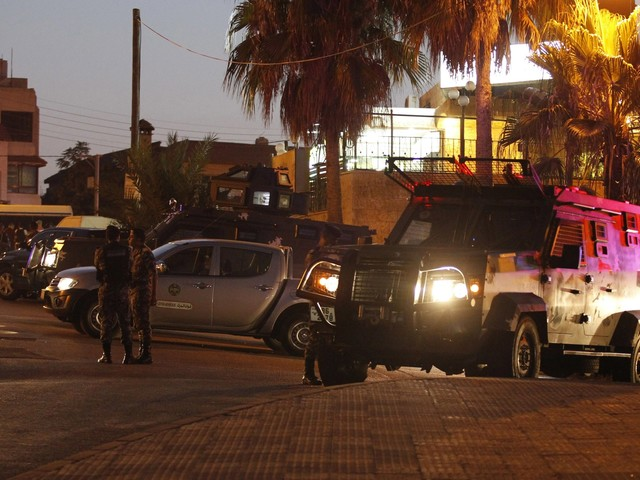 Ataku na ambasadę Izraela