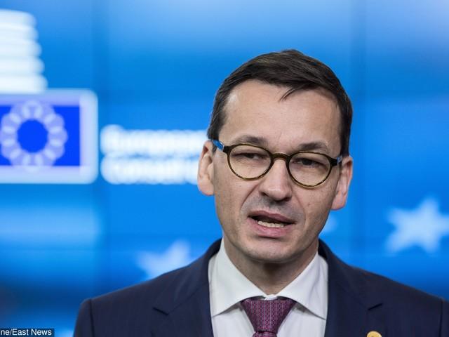 Mateusz Morawiecki: zaprosiłem prezydenta Emmanuela Macrona do Polski