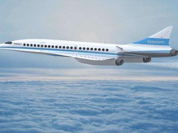 Nadchodzi następca Concorde'a?