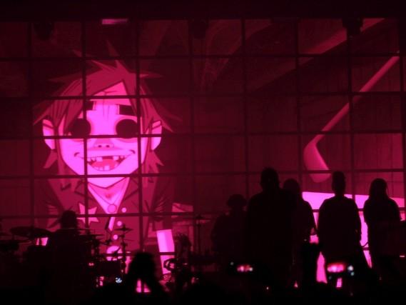 Różowy koncert
