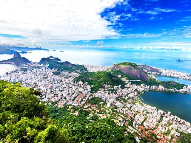 Brazylia nowością na zimę - największe atrakcje