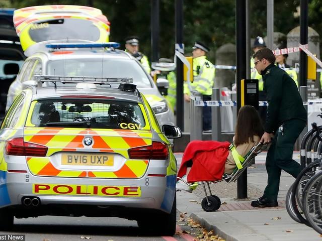 Polacy wśród rannych w Londynie. Samochód wjechał w ludzi
