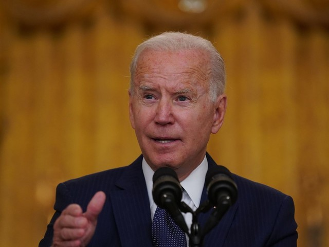 Biden o sytuacji w Afganistanie. Ostrzega przed atakiem