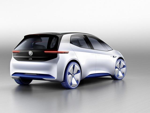 Volkswagen stworzy pięć samochodów elektrycznych