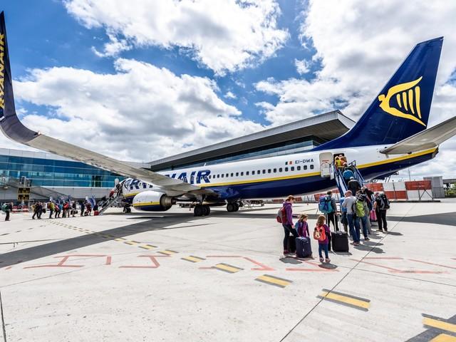 Nie będzie strajków pilotów w okresie Bożego Narodzenia? Ryanair uzna związki zawodowe pilotów