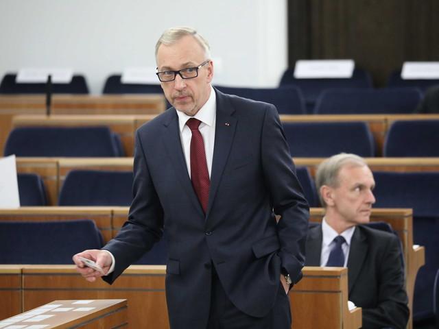Bogdan Zdrojewski Ogłasza Startuję W Wyborach Na Szefa
