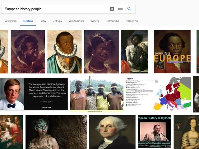 """Google rasistowskie? """"Tylko ten kolor skóry jest faworyzowany"""""""