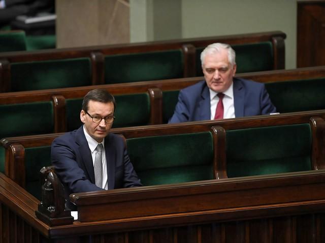 """Polski Ład to kolejny spór w Zjednoczonej Prawicy? """"Gowin niewiele ugra"""""""