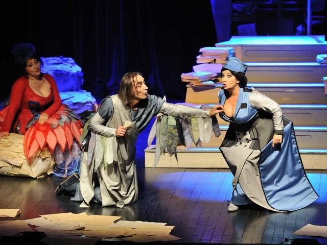 Teatr Muzyczny: - Gdy teatry nie mają ról dla aktorów