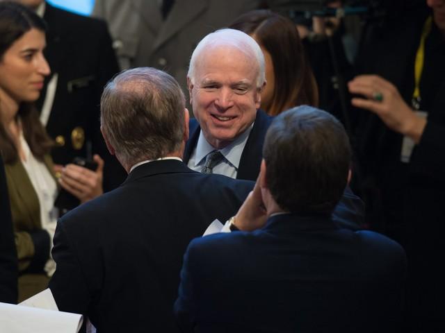 John McCain zajął stanowisko nt. zmian w polskich sądach