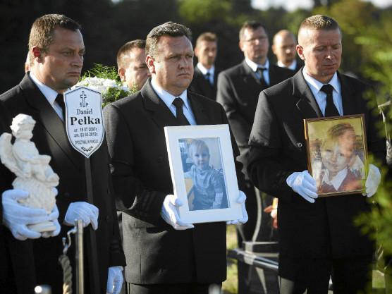 Ojczym, który zakatowa³ 4-letniego Daniela Pe³kê, znaleziony martwy w celi
