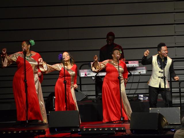 Słynny Harlem Gospel Choir zaśpiewa w niedzielę w Poznaniu przeboje Adele