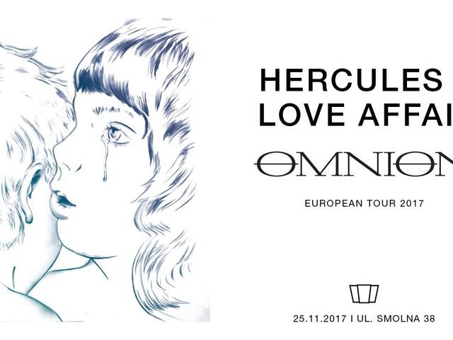 Hercules & Love Affair ponownie wPolsce!