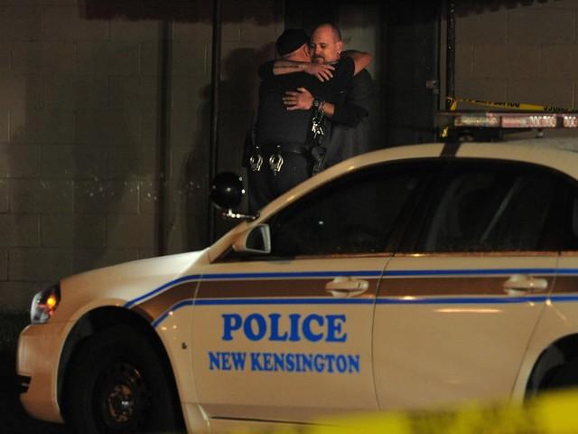 Policjant zabity pod Pittsburghiem. Sprawca na wolności