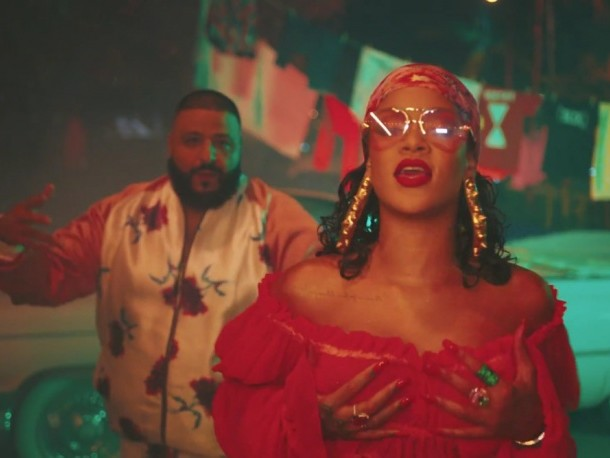 Rihanna i Bryson Tiller w nowym klipie DJ-a Khaleda