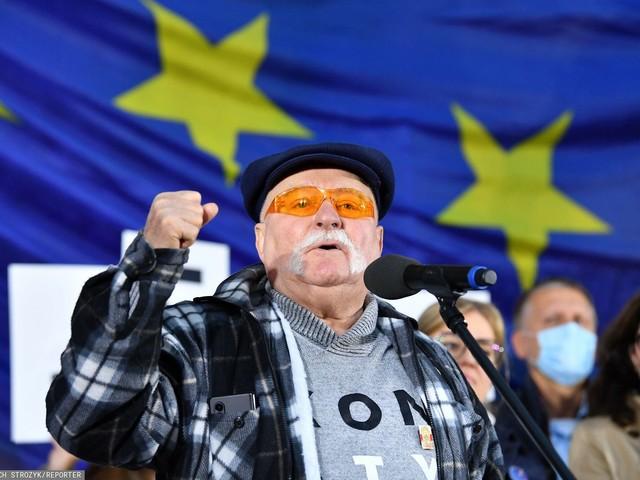 Lech Wałęsa: Nigdy żaden wróg nie podzielił tak narodu jak ta władza