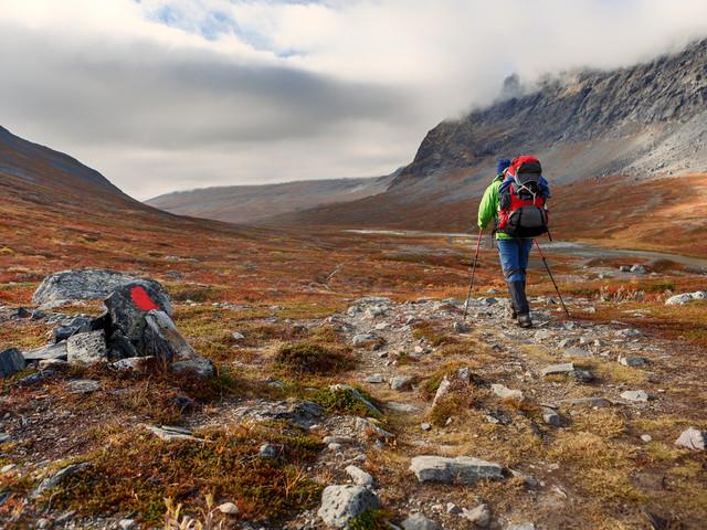 Szlakiem Królewskim przez Laponię