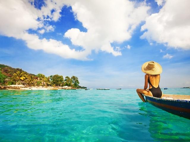 """Wyspa Bali otwarta dla zagranicznych turystów. """"Nikt nie przyleciał"""""""