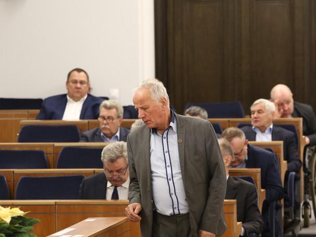 Gorąca Debata o KRS i SN w Senacie