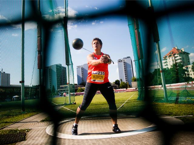 Anita Włodarczyk pierwszą kobietą, która przekroczyła granicę 80 metrów w rzucie młotem!