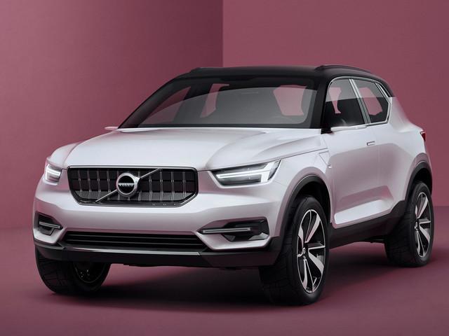 Volvo w nietypowy sposób zapowiada kompaktowego SUV-a XC40
