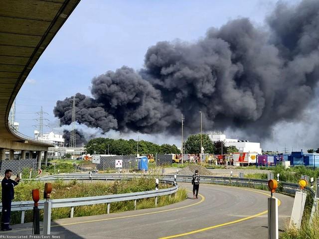 Eksplozja w Niemczech. Doszło do wybuchu w Leverkusen